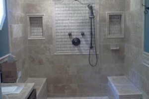 Photo #1: Bathroom Remodeling-Tile and Stone Installation