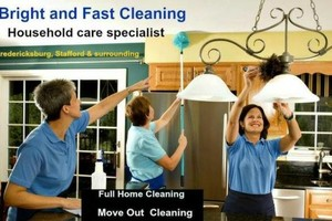 Photo #1: Bright and Fast Cleaning