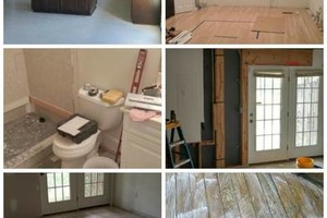 Photo #1: HANDYMAN SERVICES + HOME REMODELING