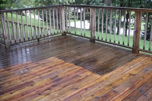 Photo #1: Good & Clean Pressure Washing