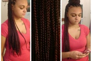 Photo #1: Fade's and Braids