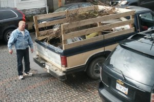 Photo #1: Leroy's clean up & hauling service