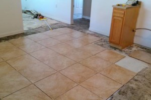 Photo #3: Flooring by Army veteran