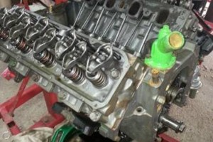 Photo #1: Engines rebuilt or replaced