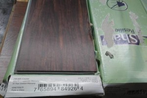 Photo #8: Denham Springs Materials. Shaw Vinyl click flooring