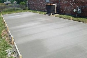 Photo #1: S & L Concrete - Free Estimates!