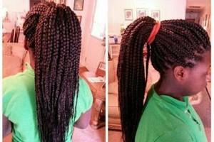 Photo #7: Braids & Twist Special