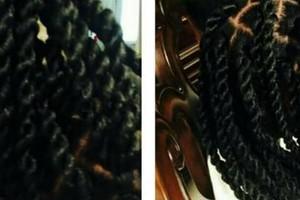 Photo #4: Braids & Twist Special