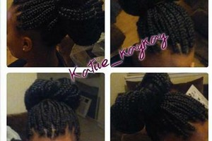 Photo #3: Braids & Twist Special