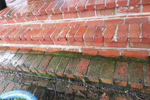 Photo #1: Pressure Washing Cleanup