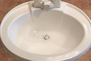 Photo #1: Bathtub & Countertop resurfacing