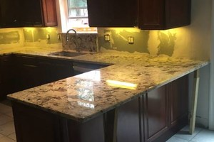 Photo #3: Marble and granite countertops