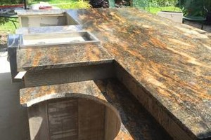 Photo #2: Marble and granite countertops