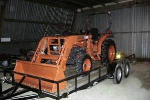 Photo #2: Clyde's Tractor Services