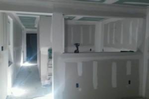 Photo #1: 24hr Demo, Sheetrock, Flooring, Trim work