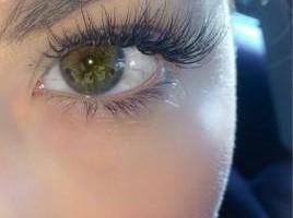 Photo #1: Individual Eyelash extensions!!!