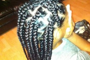 Photo #1: GHANA BRAIDS SPECIAL!