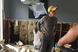 Photo #3: FLOOD DAMAGE CLEAN-UP AND RESTORATION