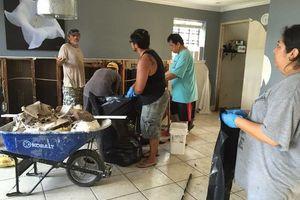 Photo #2: FLOOD DAMAGE CLEAN-UP AND RESTORATION