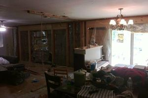 Photo #9: REVAMP HOMES / flooded home