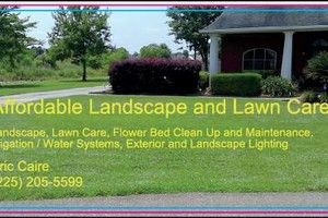 Photo #1: Landscape and lawn care