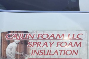 Photo #1: Cajun Foam Insulation LLC