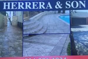 Photo #2: Herrera and Son's Concrete
