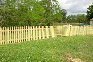 Photo #4: A-Line Fences