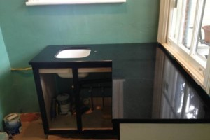 Photo #1: Stone countertops - marble and granite