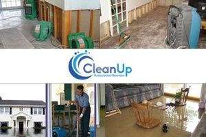 Photo #1: Clean Up Restoration Services L.L.C.