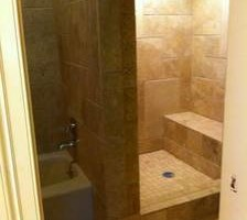 Photo #1: CERAMIC TILE & ALL FLOORING SERVICES