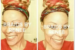 Photo #4: GET YOUR BRAID SWAG ON!!!