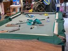 Photo #18: Professional pOOL TABLE FLOOD SERVICE
