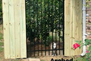 Photo #4: D&R Fence