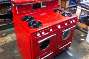 Photo #1: Antique Stove Repair and Service