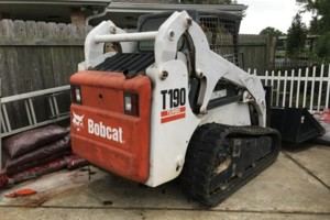 Photo #1: Вebris cleanup/haul off/ BOBCAT WORK-...