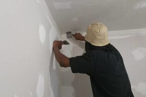 Photo #1: DRY WALL INSTALLATION