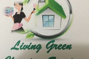 Photo #1: LIVING GREEN CLEANING SERVICES