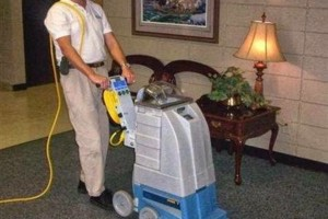 Photo #1: Dry Master's carpet extraction system