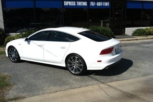 Photo #3: Express Window Tinting Done Right!!!