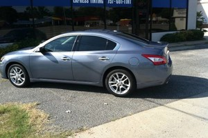 Photo #1: Express Window Tinting Done Right!!!