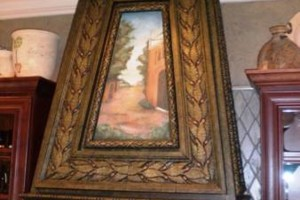 Photo #3: INTERIOR PAINTING - WALLPAPER - FAUX PAINTING - MOLDINGS