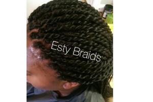 Photo #5: Professional Hair Braider!