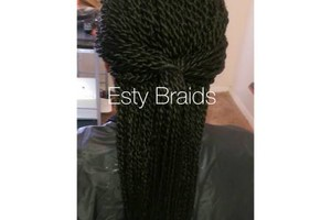 Photo #1: Professional Hair Braider!