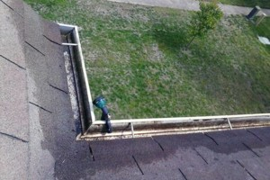 Photo #10: Gutter Clean-Out/ Debris Removal