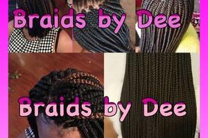 Photo #7: Braids N Weaves $100