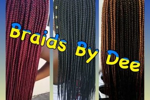 Photo #3: Braids N Weaves $100