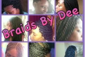 Photo #2: Braids N Weaves $100
