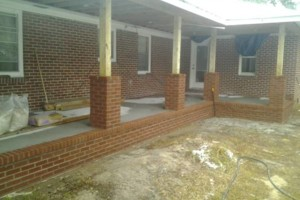 Photo #15: AFFORDABLE MASONRY & BRICK REPAIR