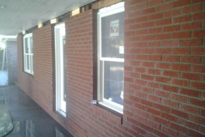 Photo #3: AFFORDABLE MASONRY & BRICK REPAIR